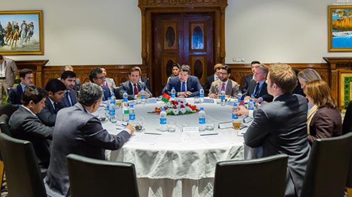 نشست سه جانبه افغانستان، هند و آمریکا در کابل دایر شد