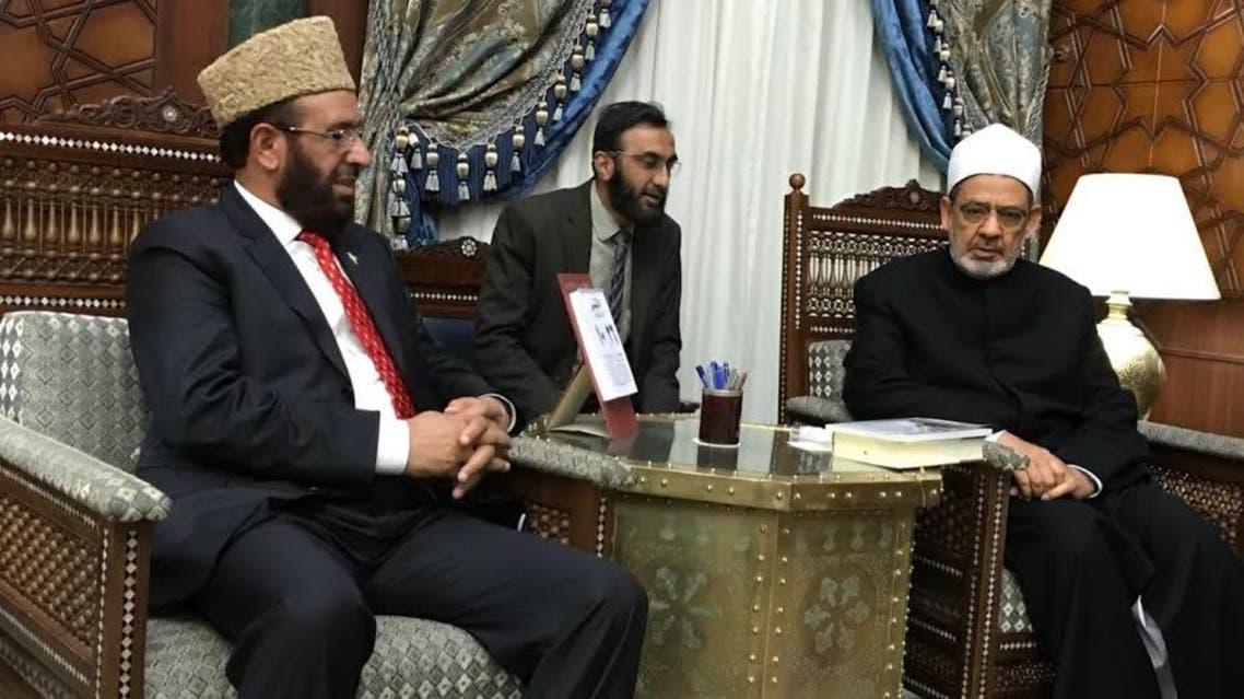 وفاقی وزیر برائے مذہبی امور سردار محمد یوسف