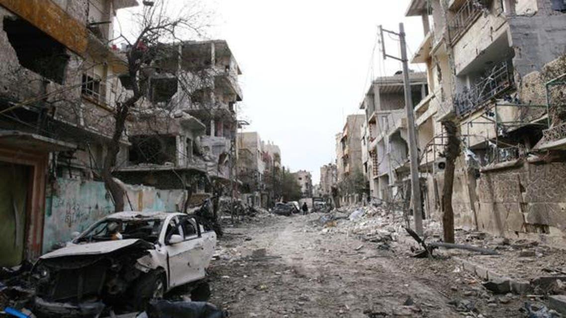 غوطه شرقی سوریه.. 1000 زخمی در آستانه مرگ