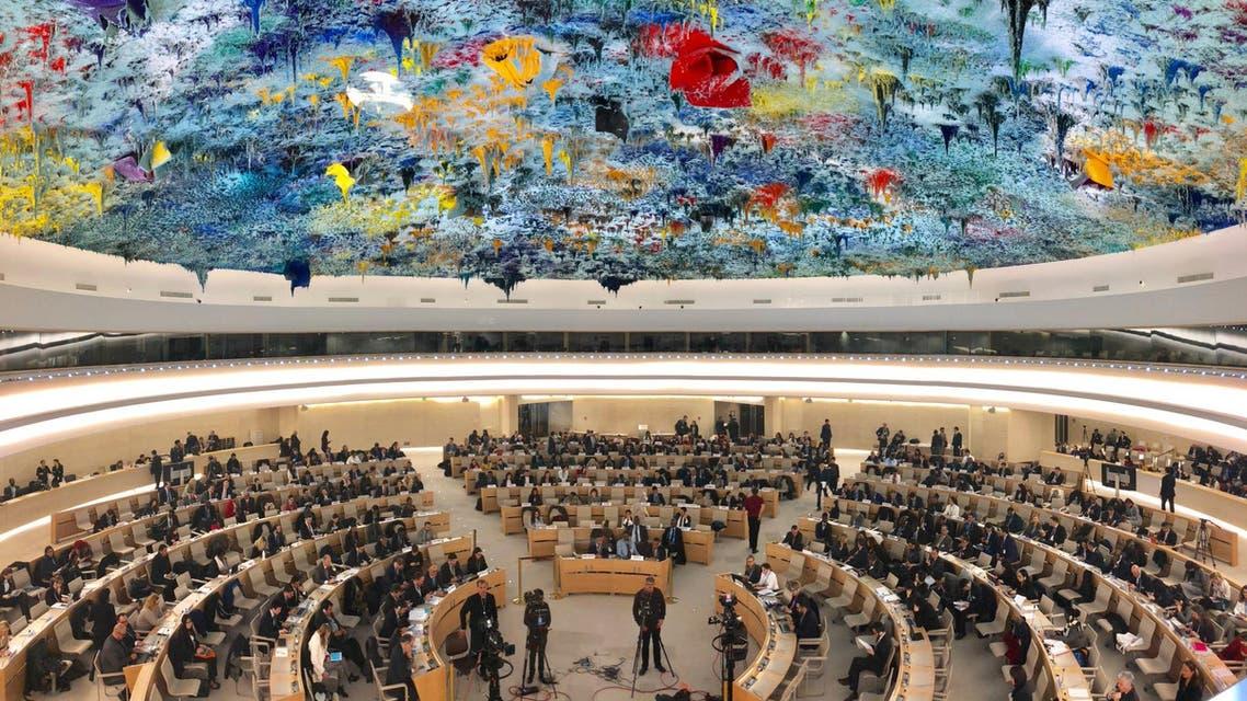 UN Human Rights Council (Photo courtesy: @UN_HRC)