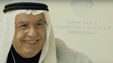 Ibrahim al-Abed on evolution of media in the UAE