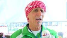 فيديو.. من هو العراقي صاحب أشهر ترحيب بالمنتخب السعودي؟