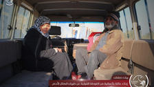شام میں 40 سال سے مقیم  ضعیف العمر پاکستانی جوڑا مشرقی الغوطہ سے انخلا پر مجبور