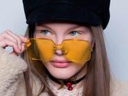 """نسقوا لون الآيلاينر مع النظارات على طريقة """"ديور"""""""