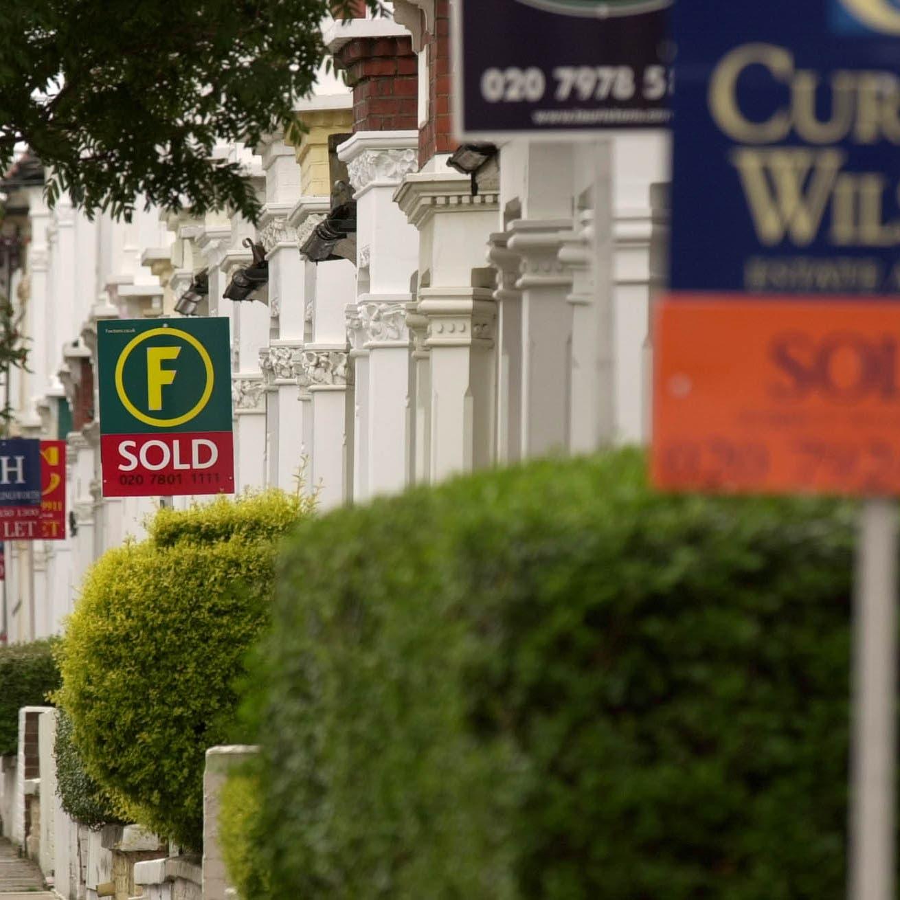 أسعار المنازل البريطانية ترتفع 6.9%.. مخالفة التوقعات