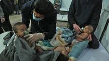 Civilian death toll in Syria's Ghouta rises to 800