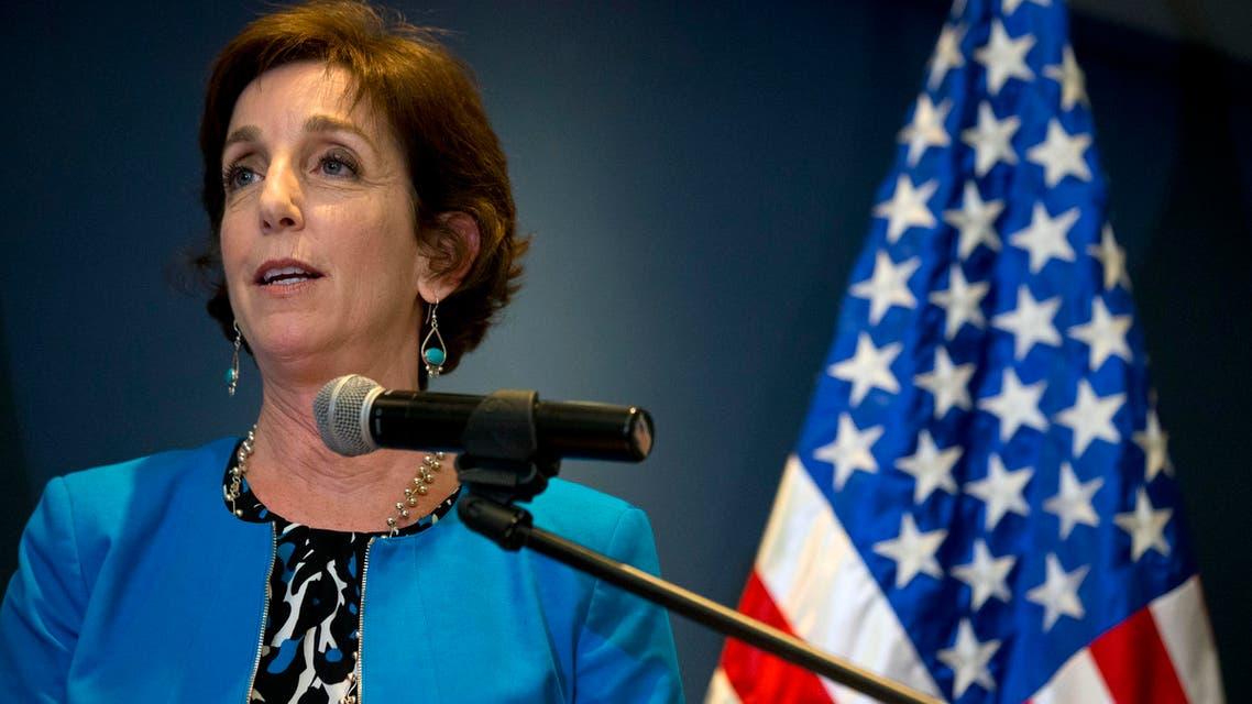 Roberta Jacobson mexico. (AP)
