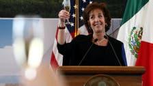 سفيرة أميركا في المكسيك تستقيل وسط توتر العلاقات