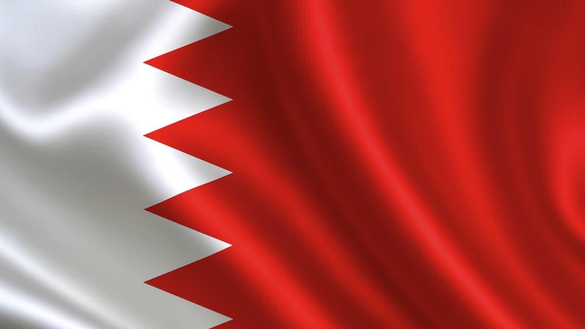 Bahrain flag. (Shutterstock)