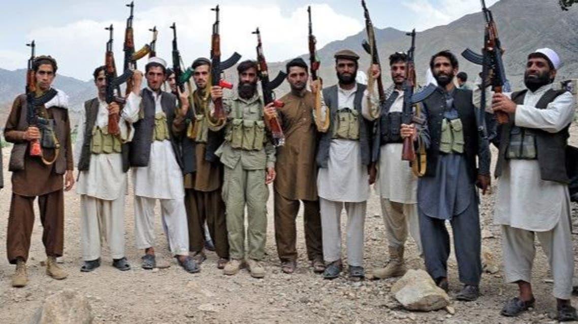 شهروندان ایرانی و پاکستانی در جمع طالبان در افغانستان