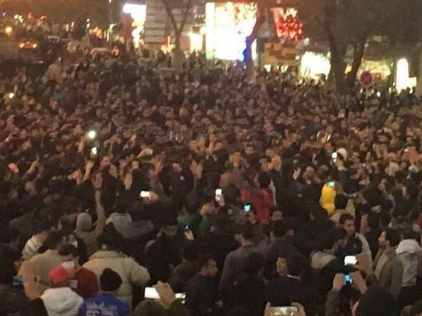 إيران تحاكم 50 طالباً بتهمة تنظيم الاحتجاجات