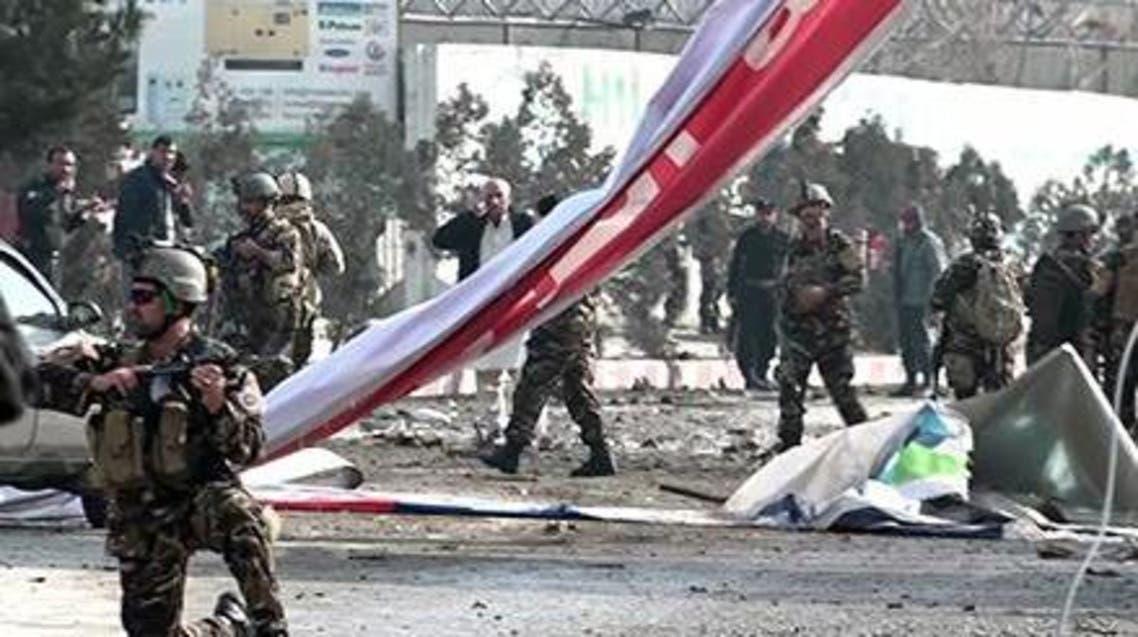 حمله انتحاری در کابل؛ دو شهروند استرالیا زخمی شدند