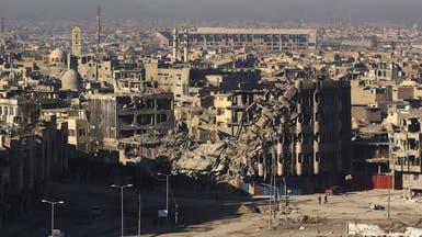 """""""إجازة أمنية"""" وعرس داعشي.. يوم سقطت الموصل في الظلام"""