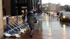 مقتل 5 أشخاص على الأقل في اجتياح عاصفة لشمال شرق أميركا