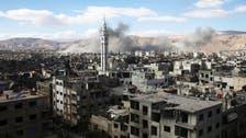 بشارالاسد نے الغوطہ میں ممنوعہ ہتھیاروں کا استعمال کیا: ہیومن رائٹس واچ