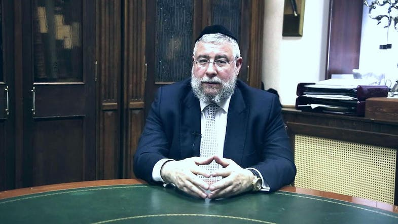 Top rabbi praises 'refreshing' Saudi remarks on 'horrors of Holocaust'