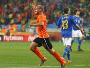 شنايدر يعلن اعتزاله اللعب مع منتخب هولندا