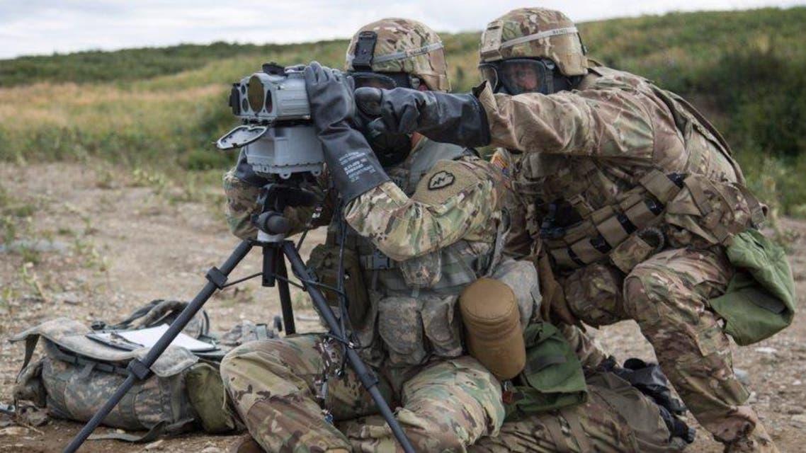 استخدام نظام رصد واستهداف مواقع العدو JETS