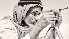 PICTURES: How a Saudi Bedouin helped discover Saudi Arabia's first oil well 80 years ago