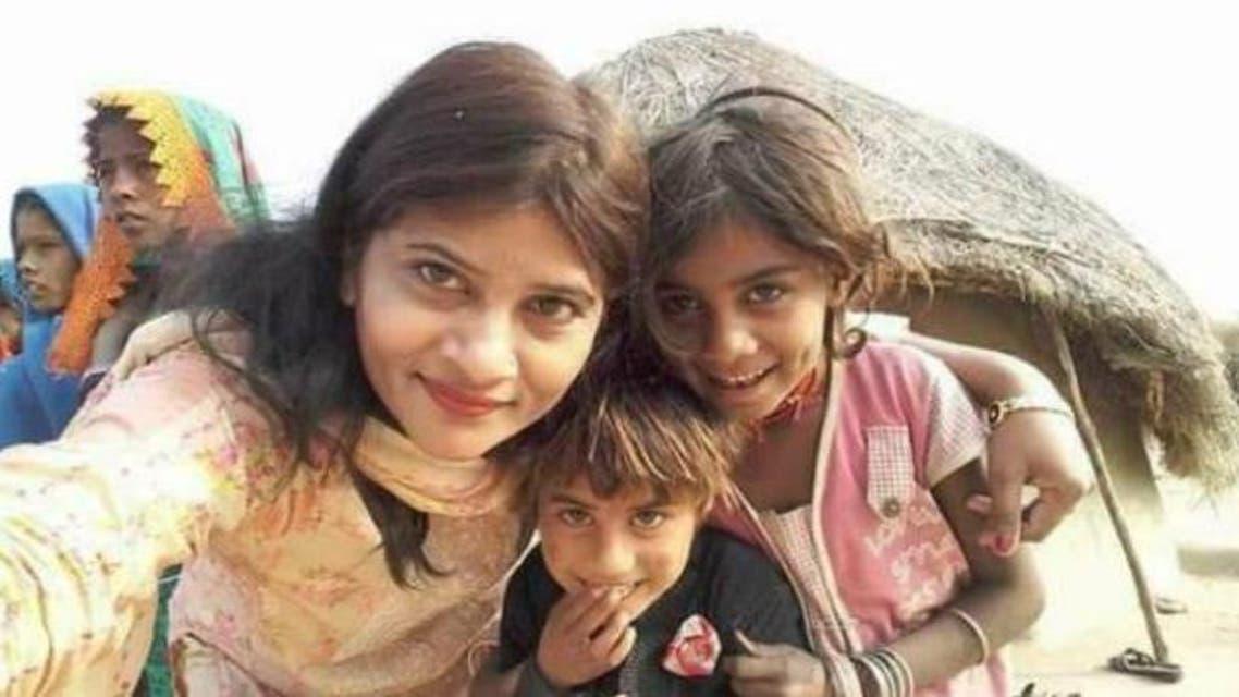 انتخاب أول هندوسية في مجلس شيوخ باكستان