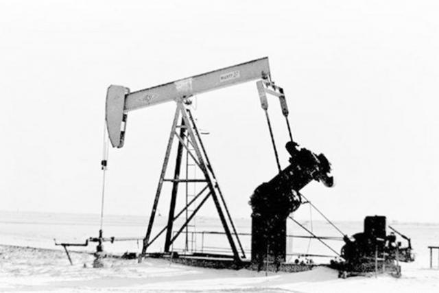 Saudi oil exploration Rimthan aramco. (Supplied)