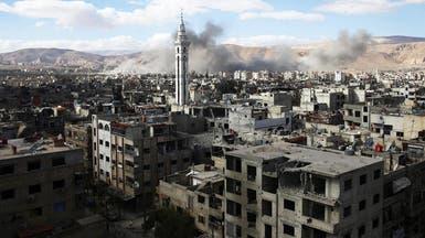 نشر 700 عنصر من قوات النظام السوري كتعزيزات بالغوطة