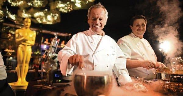 الطاهي النمساوي الشهير معد أطباق الأوسكار