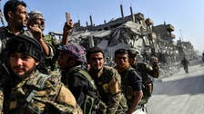Commander: US cannot back forces who align with Syria's Assad