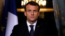 Macron says Syria crossed France's 'red line,' 'military to act upon request'