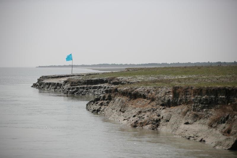 الجزيرة العائمة.. موطن جديد للاجئي الروهينغا يبرز في خليج البنغال