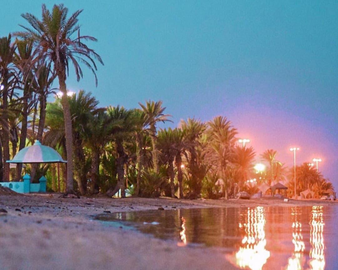أملج .. مالديف السعودية