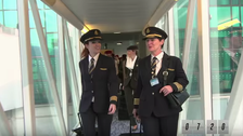 All-women crew Emirates flight takes off ahead of Women's Day