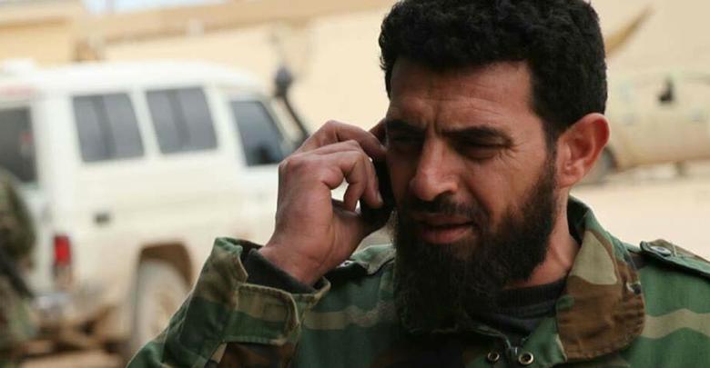 الضابط محمود الورفلي
