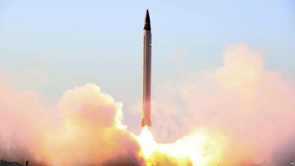Irani missile 2