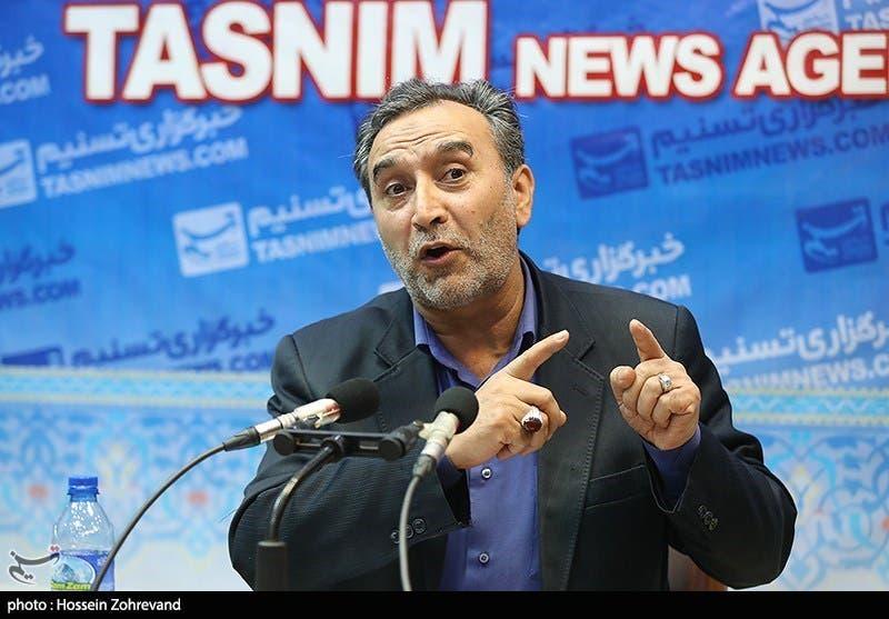 النائب محمد دهقان عضو اللجنة القضائية في البرلمان الإيراني