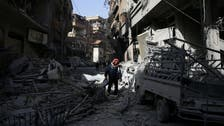 Rebel group vows to fight and not leave Syria's Ghouta