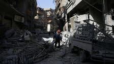 شامی فوج کی الغوطہ پر پیش قدمی، 45 افراد ہلاک