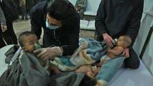 شام : مشرقی الغوطہ میں حالیہ حملوں میں 800 شہری مارے گئے