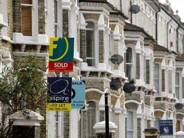 أسعار المنازل البريطانية تسجل قفزة مفاجئة في فبراير