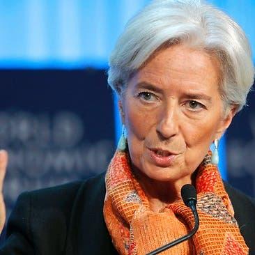 لاغارد: انكماش بين 8% و12% يتهدد أوروبا