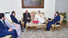 تنسيق مصري بحريني لمواجهة الإرهاب