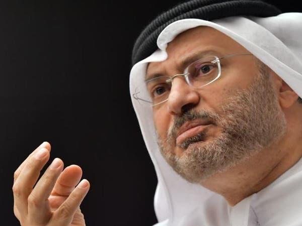 قرقاش:حملة تشويه مصدرها إيران تستهدف الإمارات والسعودية