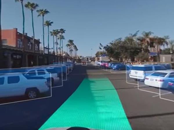 فيديو.. جرب بنفسك ركوب سيارة ذاتية القيادة