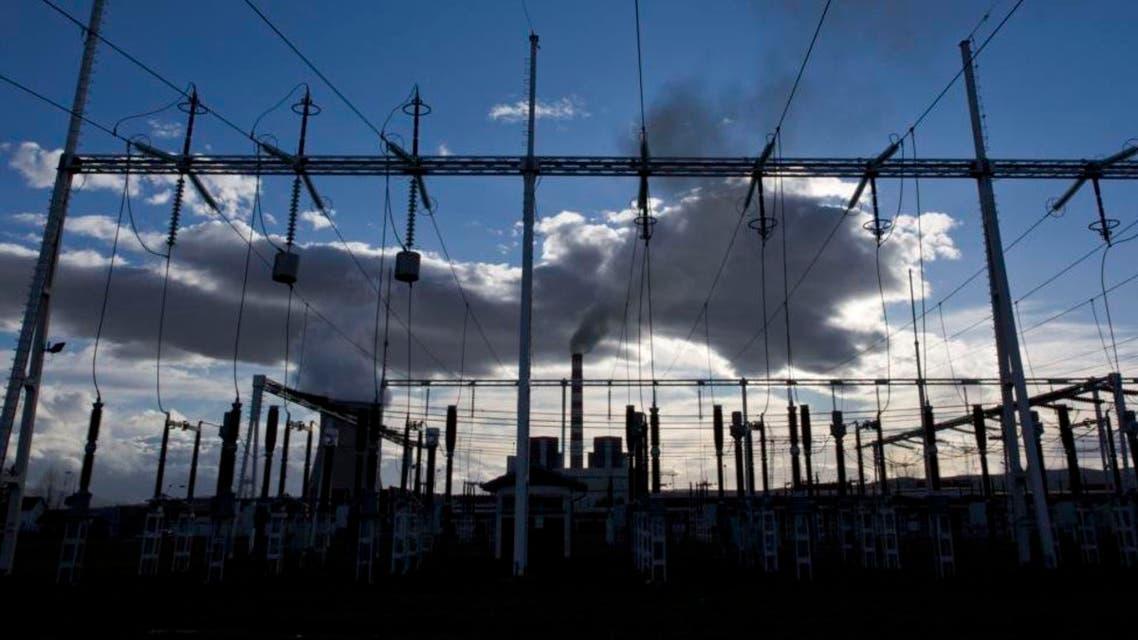 محطة كهرباء في كوسوفو