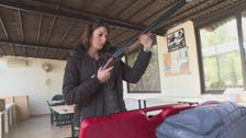 Lebanese women trapshooting champion speaks about her achievements