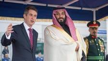 Saudi Crown Prince discusses anti-terror efforts with UK Defense Secretary