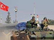 القوات التركية تسيطر على كامل عفرين السورية