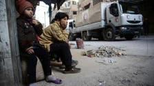شامی فوج نے مشرقی الغوطہ کو تین حصوں میں تقسیم کردیا