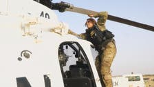 VIDEO: Meet the lone female pilot in a UN desert unit