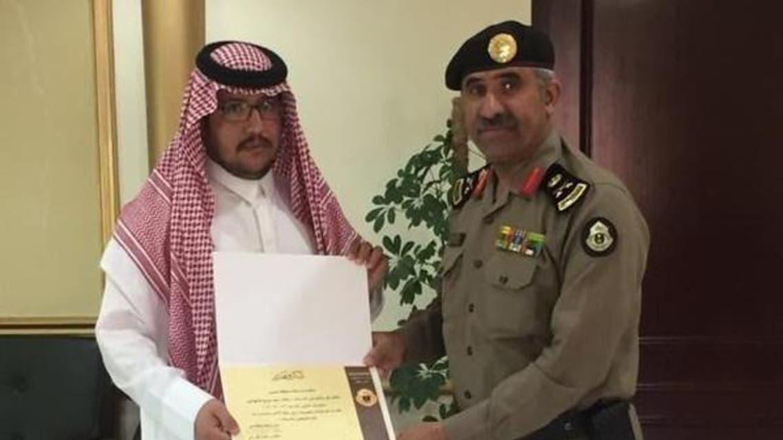 saudi hero. (Twitter)